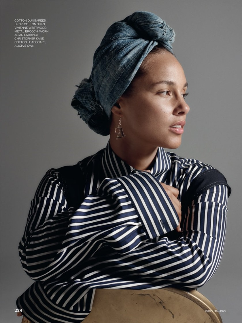 ELLE UK Alicia Keys by Kerry Hallihan. Donna Wallace, December 2016, www.imageamplified.com, Image Amplified7
