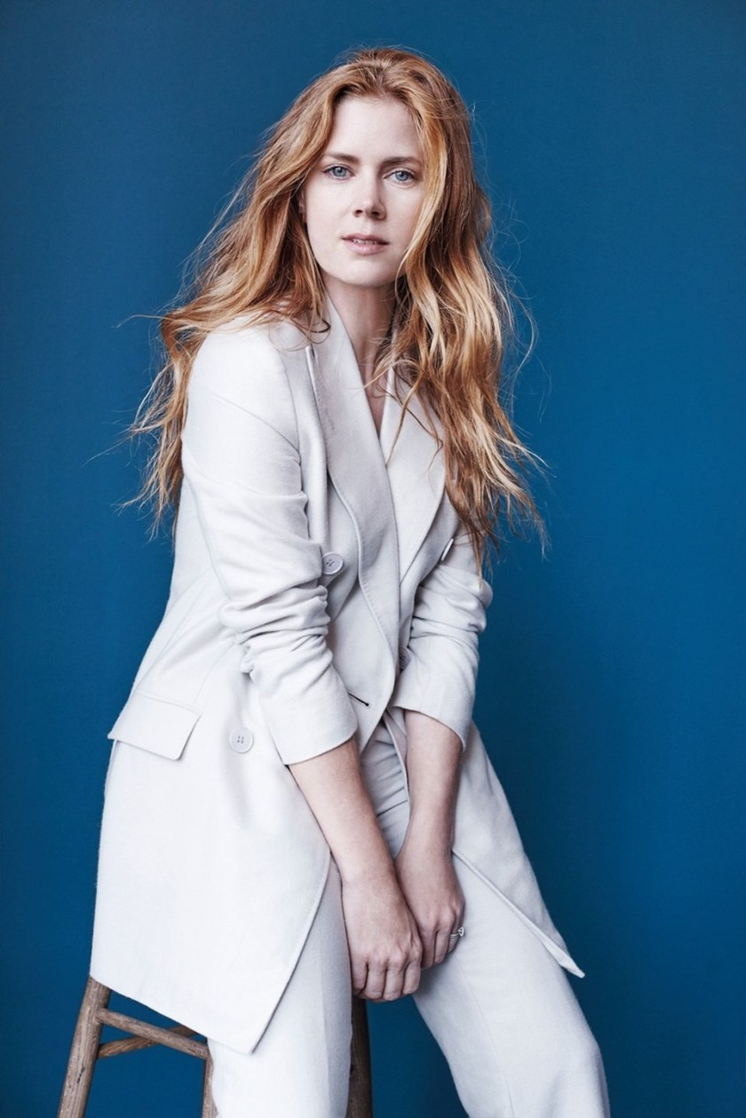 Elle Uk Amy Adams By Liz Collins Image Amplified