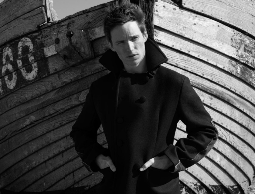 ESQUIRE UK Eddie Redmayne by Greg Williams. Catherine Hayward, Fall 2016, www.imageamplified.com, Image Amplified5