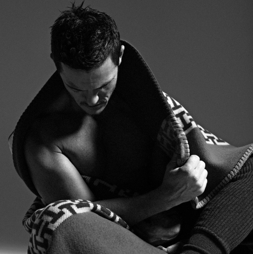 ESSENTIAL HOMME Luke Evans by Zeb Daemen. Tom Stubbs, November 2016, www.imageamplified.com, Image Amplified7