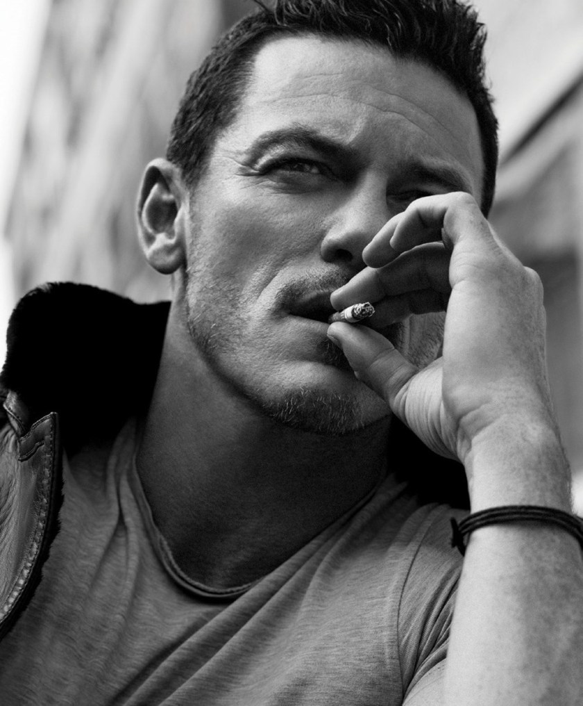 ESSENTIAL HOMME Luke Evans by Zeb Daemen. Tom Stubbs, November 2016, www.imageamplified.com, Image Amplified1