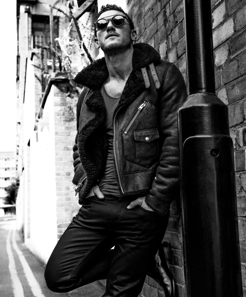 ESSENTIAL HOMME Luke Evans by Zeb Daemen. Tom Stubbs, November 2016, www.imageamplified.com, Image Amplified3