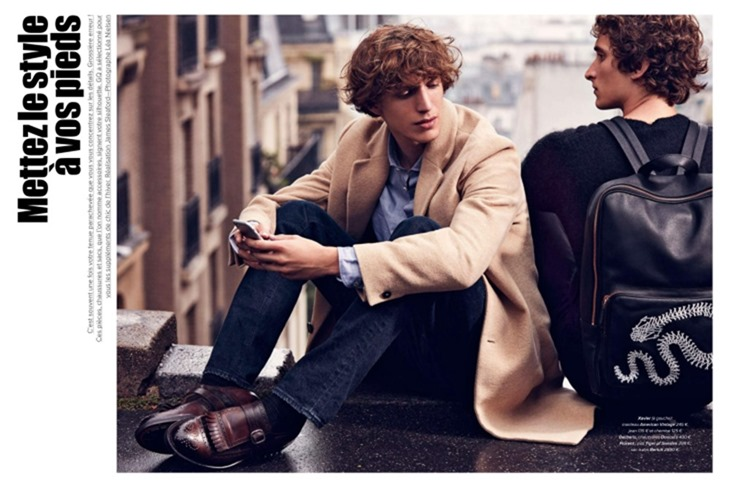 GQ FRANCE Florent Stambio & Xavier Buestel by Lea Nielsen. James Sleaford, November 2016, www.imageamplified.com, Image Amplified (9)