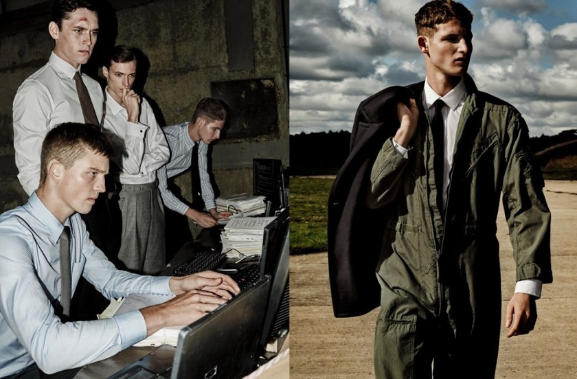 GQ ITALIA Anders Hayward, Tommaso de Benedictis, Hamish Frew & Max Streetley by Michelangelo di Battista. November 2016, www.imageamplified.com, Image Amplified (2)