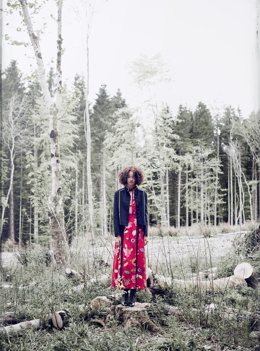 HARPER'S BAZAAR UK Malaika Firth by Regan Cameron. Miranda Almond, December 2016, www.imageamplified.com, Image Amplified (4)