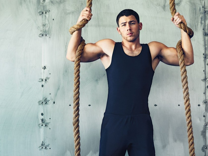 MEN'S FITNESS Nick Jonas by Peter Yang. December 2016, www.imageamplified.com, Image Amplified3