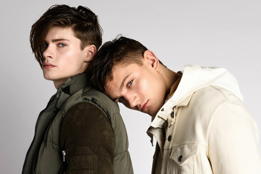 NOTION MAGAZINE Jacob Ling-Vannerus & Fabian Gary by Amber Eggleton. Fall 2016, www.imageamplified.com, Image Amplified1