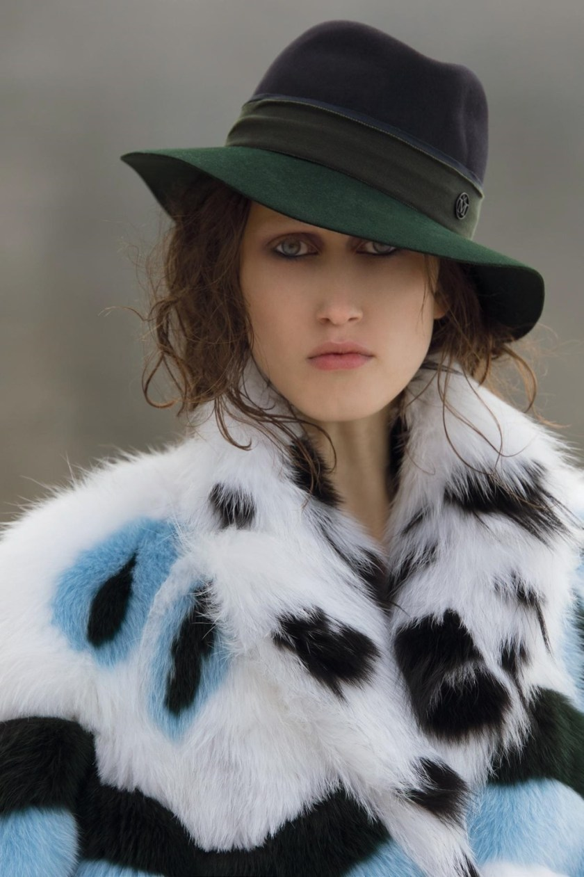 NUMERO MAGAZINE Anna Cleveland by Hans Feurer. Spela Lenarcic, November 2016, www.imageamplified.com, Image Amplified1