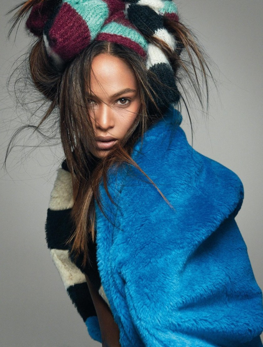 NUMERO MAGAZINE Joan Smalls by Greg Kadel. Charles Varenne, November 2016, www.imageamplified.com, Image Amplified4