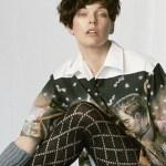POP MAGAZINE: Milla Jovovich by Talia Chetrit