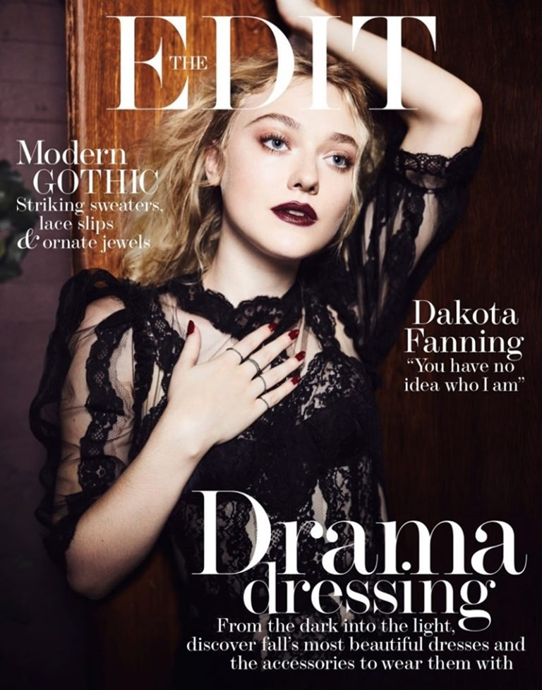THE EDIT Dakota Fanning by Billy Kidd. Tracy Taylor, October 2016, www.imageamplified.com, Image Amplified (1)