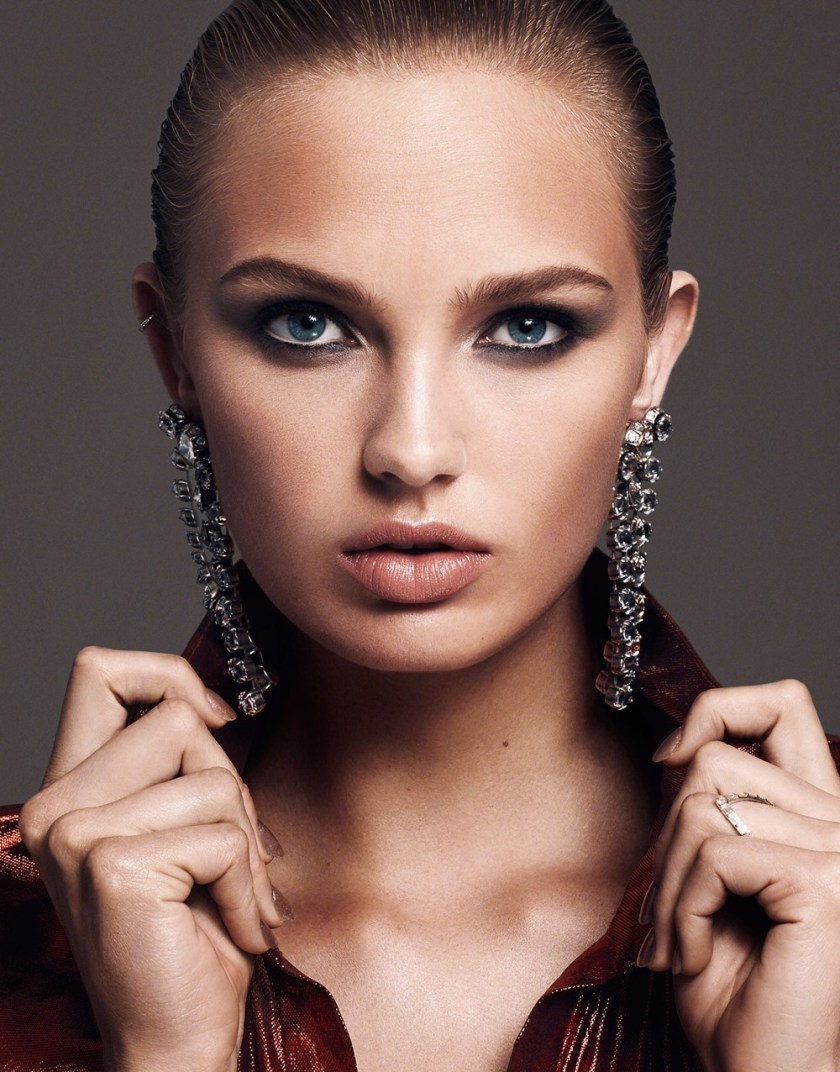 THE EDIT Romee Strijd by Bjorn Iooss. Morgan Pilcher, October 2016, www.imageamplified.com, Image Amplified4