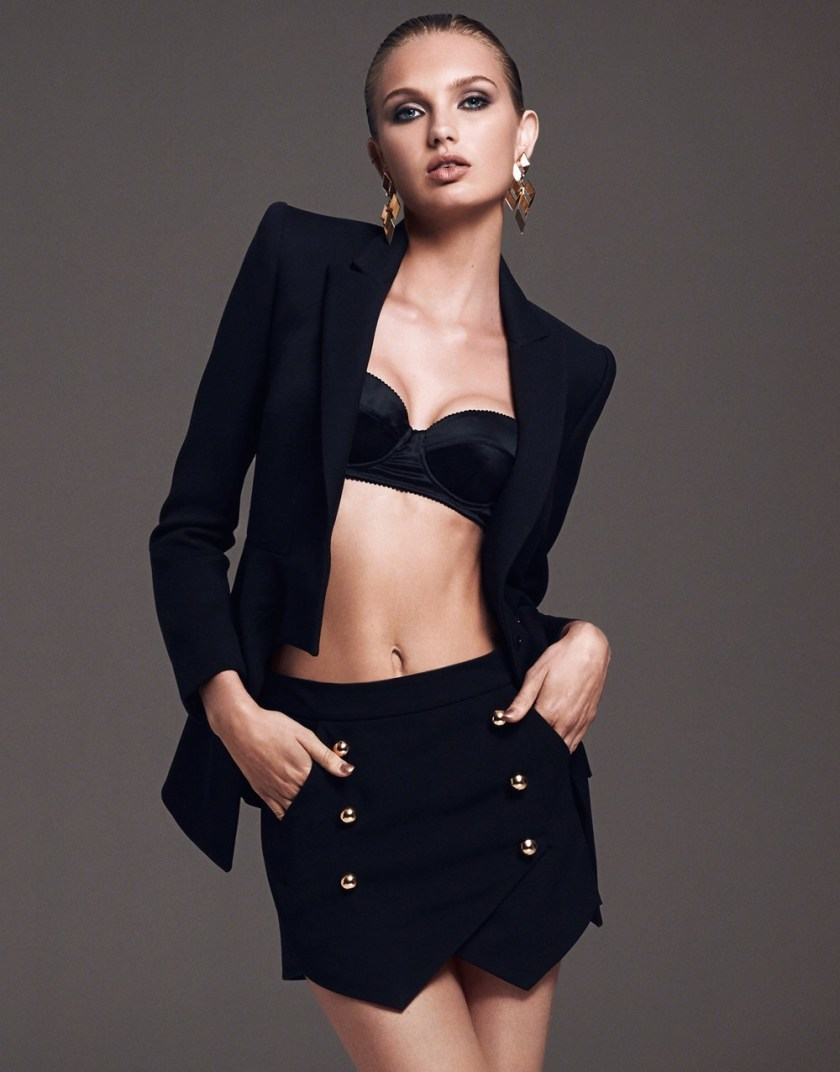 THE EDIT Romee Strijd by Bjorn Iooss. Morgan Pilcher, October 2016, www.imageamplified.com, Image Amplified6