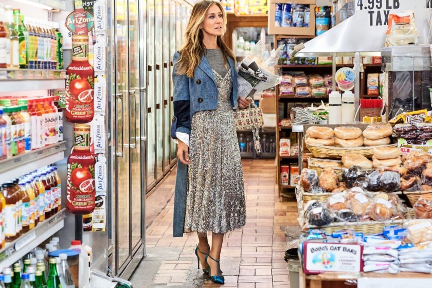 THE EDIT Sarah Jessica Parker by Pamela Hanson. Tracy Taylor, November 2016, www.imageamplified.com, Image Amplified4