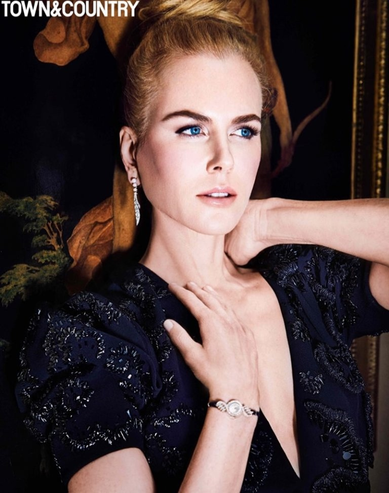 TOWN & COUNTRY MAGAZINE Nicole Kidman by Max Vadukul. December 2016, www.imageamplified.com, Image Amplified (4)