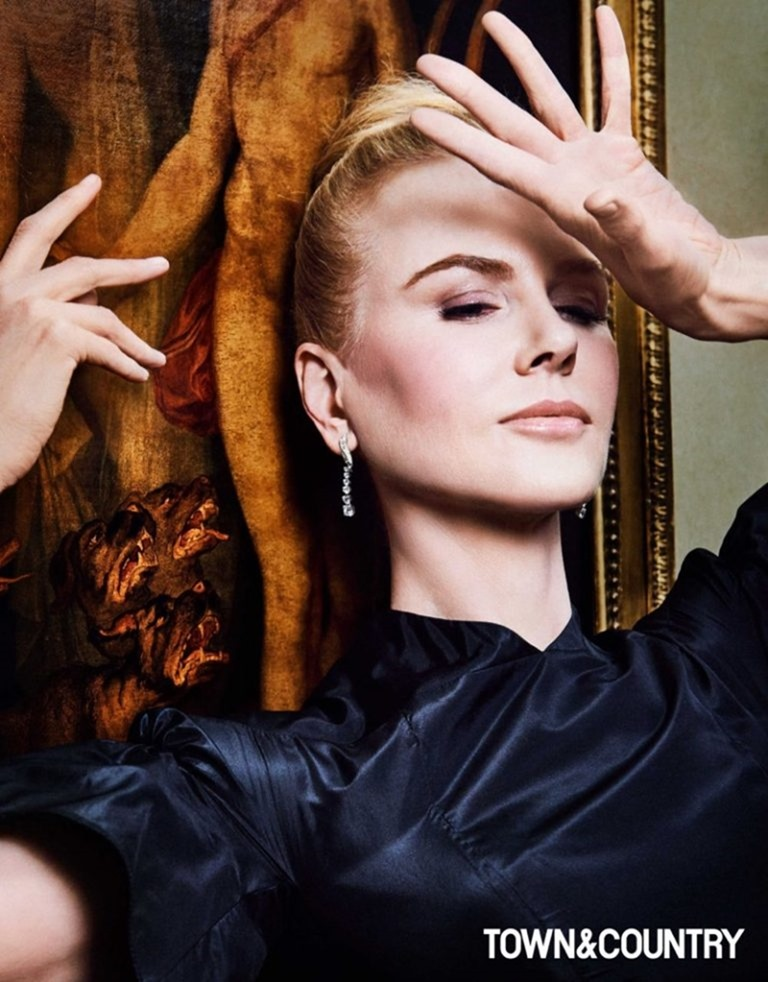TOWN & COUNTRY MAGAZINE Nicole Kidman by Max Vadukul. December 2016, www.imageamplified.com, Image Amplified (5)