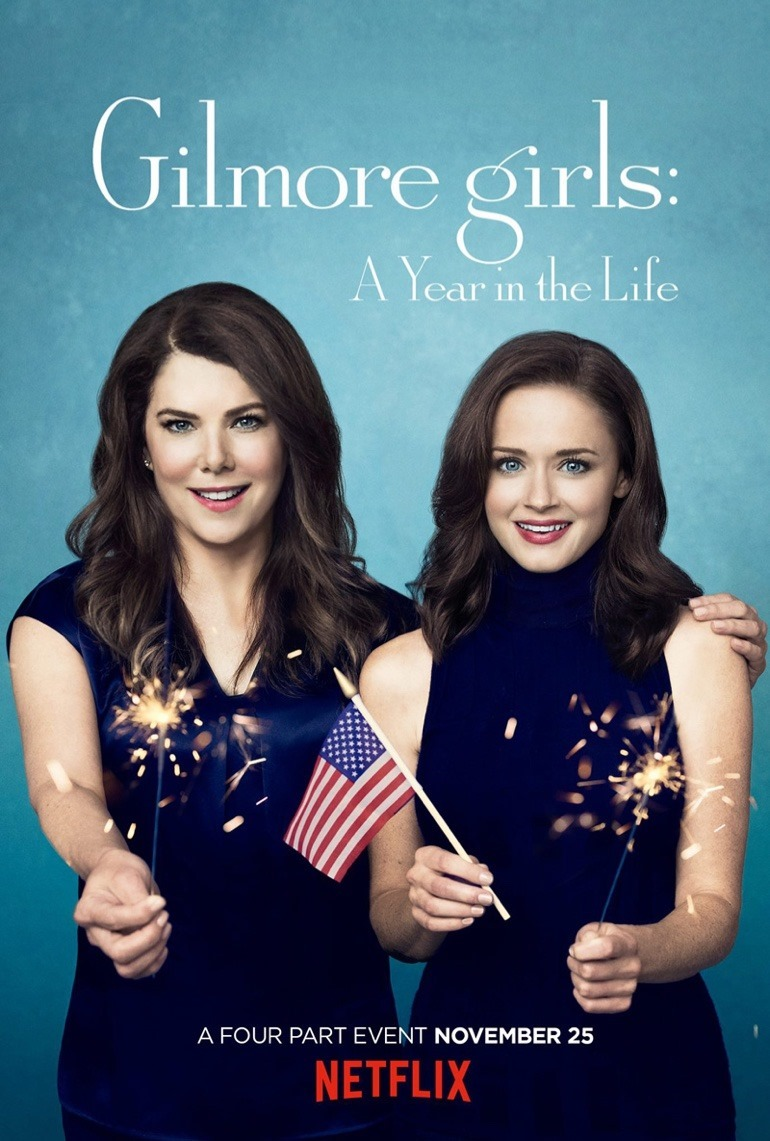 UPCOMING SHOW Gilmore Girls - A Year in the Life, November 25 on Netflix. www.imageamplified.com, Image Amplified4