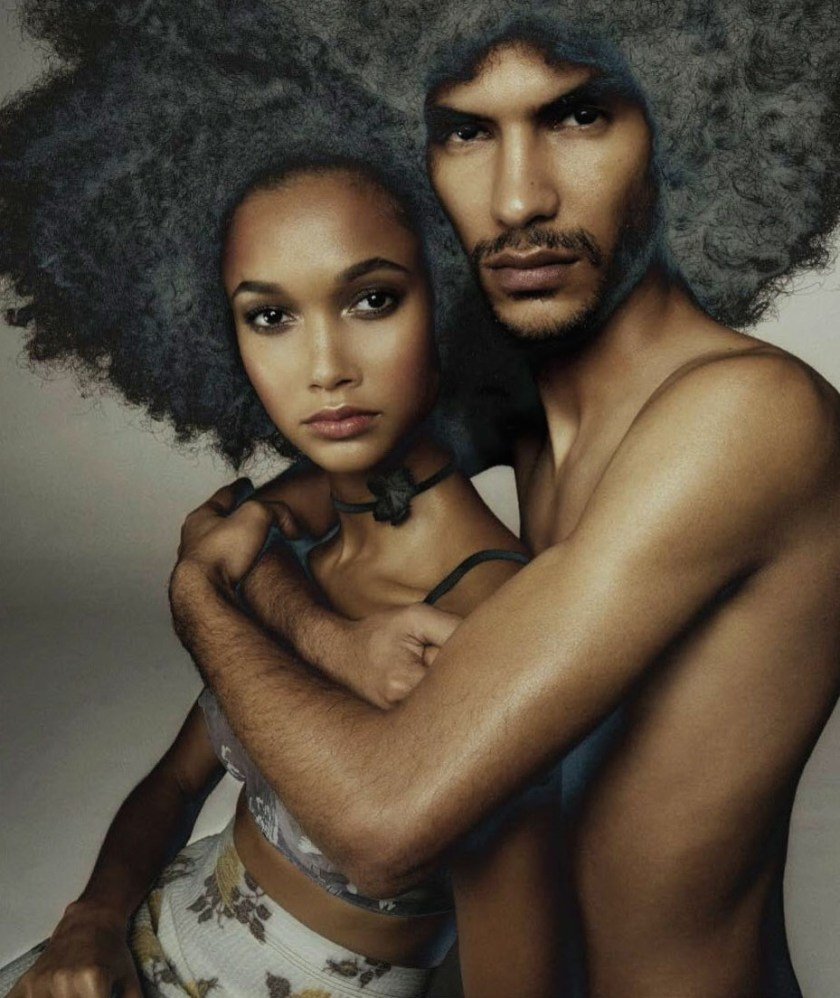 VOGUE ITALIA Free Spirits by Steven Meisel. Karl Templer, November 2016, www.imageamplified.com, Image Amplified15