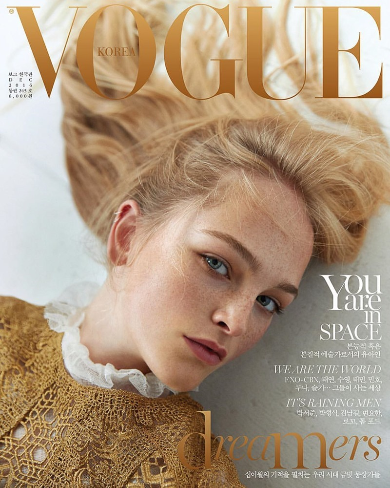 VOGUE KOREA Jean Campbell by Hyea Won Kang. Shonkihoh, December 2016, www.imageamplified.com, Image Amplified3