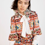 VOGUE MAGAZINE: Fei Fei Sun by Josh Olins