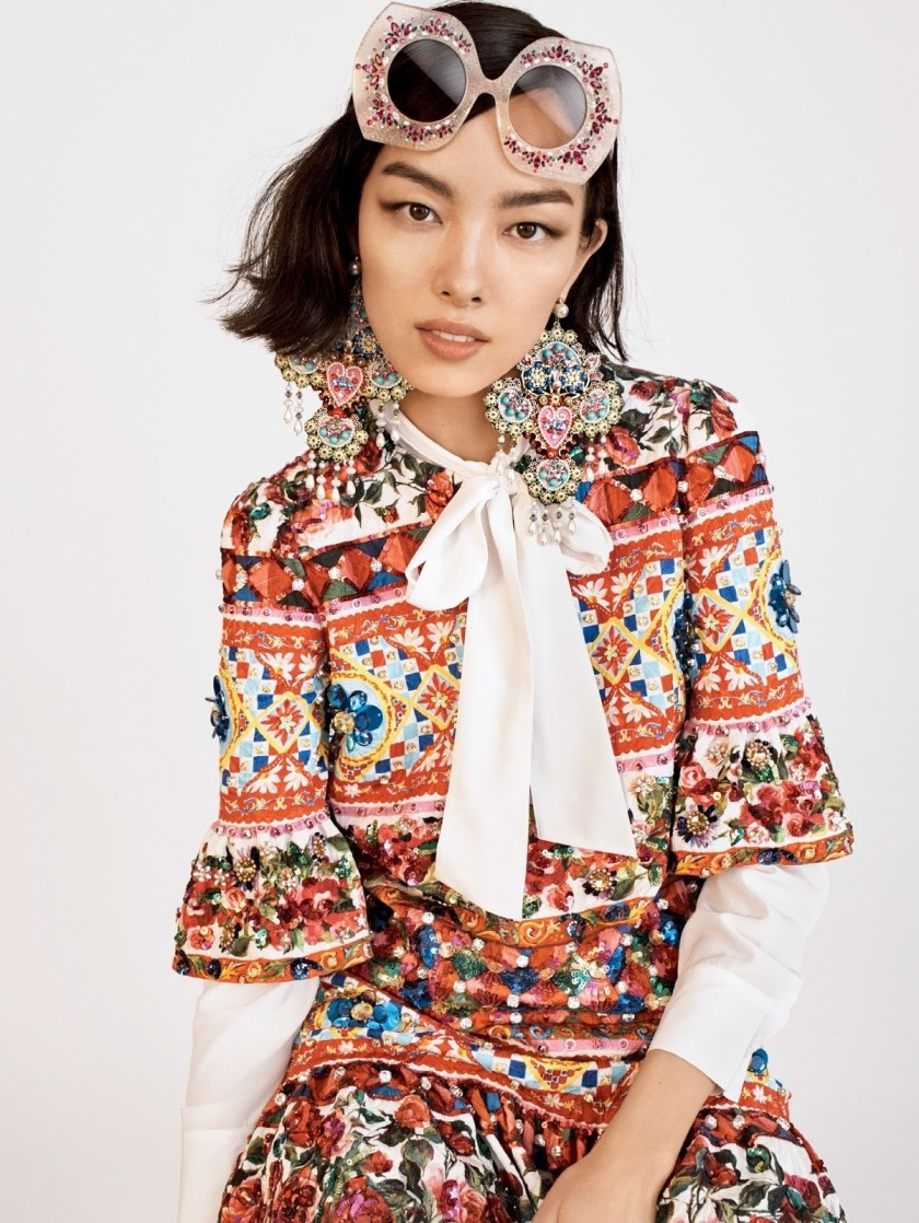 VOGUE MAGAZINE Fei Fei Sun by Josh Olins. Tabitha Simmons, December 2016, www.imageamplified.com, Image Amplified11