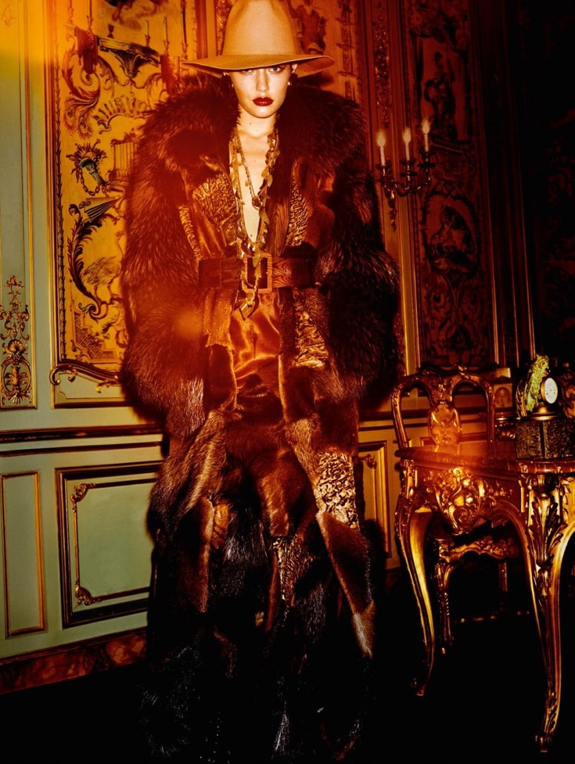 VOGUE PARIS Gigi Hadid by Mario Testino. Emmanuelle Alt, November 2016, www.imageamplified.com, Image Amplified (7)