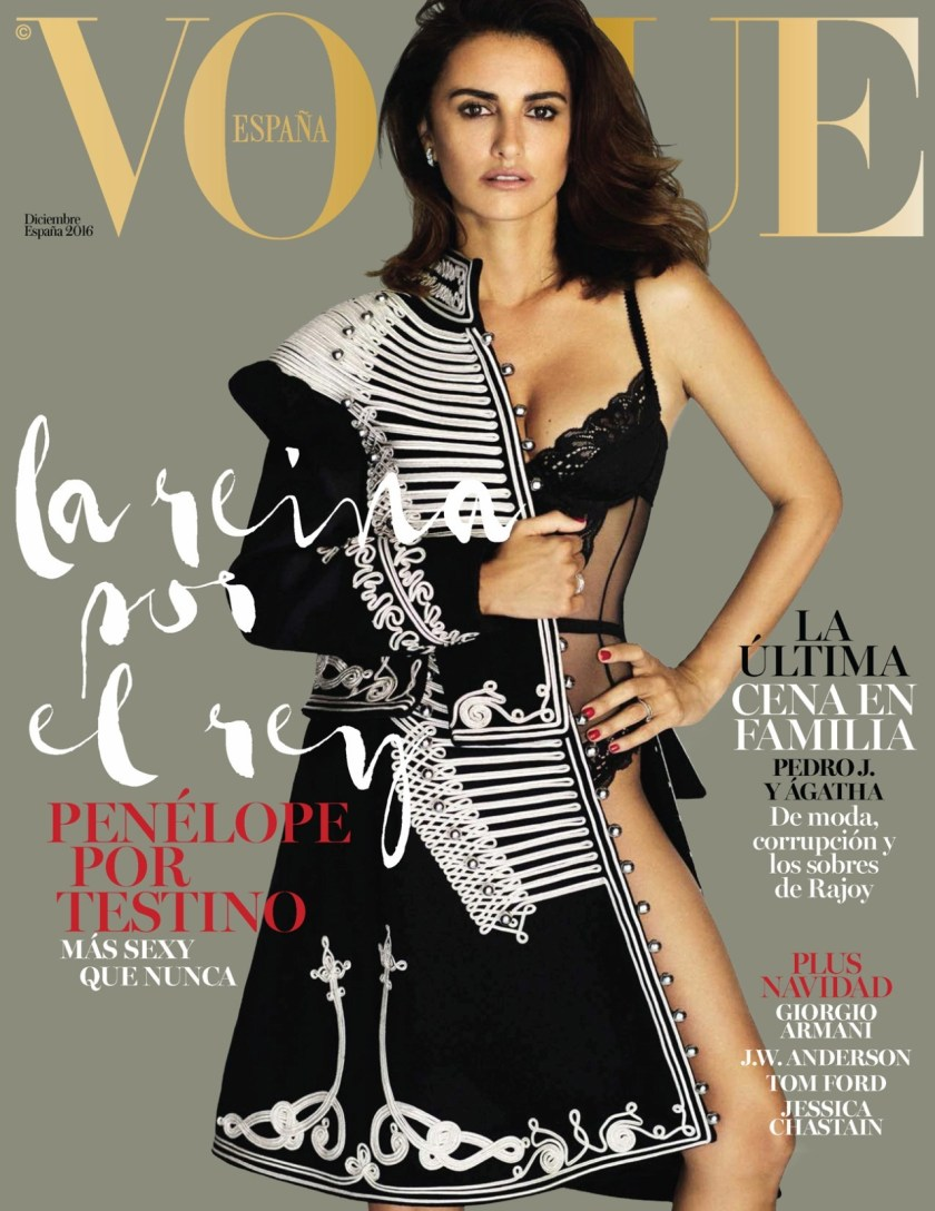 VOGUE SPAIN Penelope Cruz by Mario Testino. Anastasia Barbieri, December 2016, www.imageamplified.com, Image Amplified11