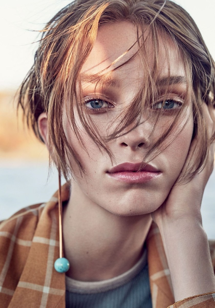 ALLURE MAGAZINE Jamilla Hoogenboom by Nathaniel Goldberg. Michael Philouze, January 2017, www.imageamplified.com, Image Amplified5