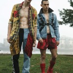 ATTITUDE UK: Gareth Taylor & Jack Buchanan by Stephen Maycock
