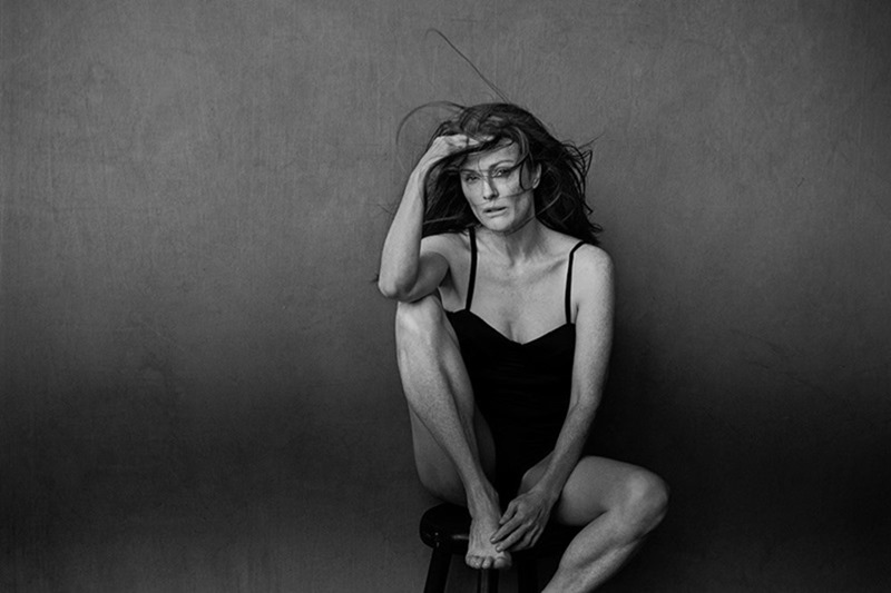 CALENDAR Julianne Moore, Robin Wright, Nicole Kidman & Uma Thurman for Pirelli 2017 by Peter Lindberg. www.imageamplified.com, Image Amplified1