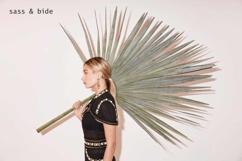 CAMPAIGN Hailey Baldwin for Sass & Bide Resort 2017 by Pierre Toussaint. Michelle Jank, www.imageamplified.com, Image Amplified10