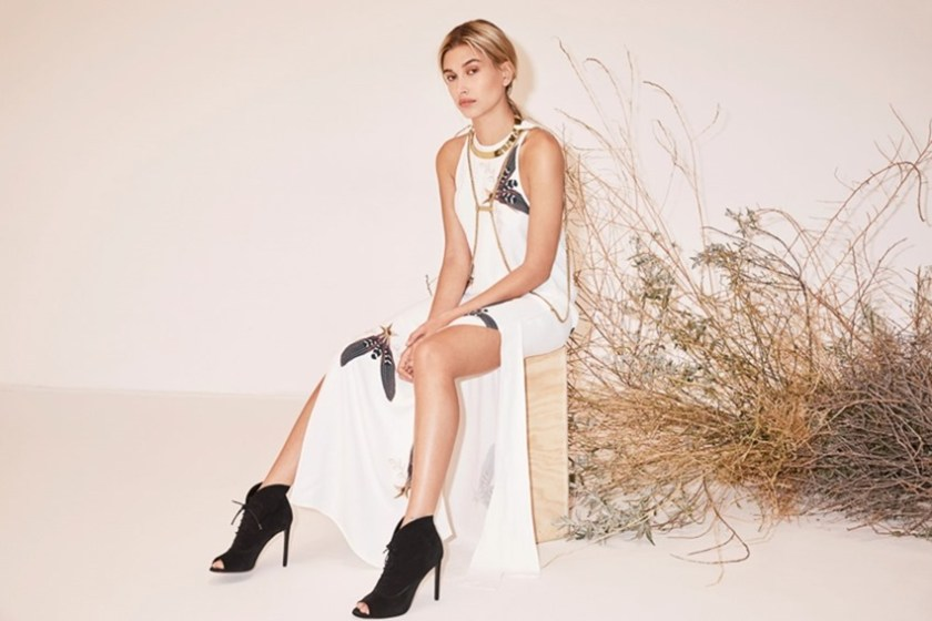 CAMPAIGN Hailey Baldwin for Sass & Bide Resort 2017 by Pierre Toussaint. Michelle Jank, www.imageamplified.com, Image Amplified4