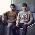 CAMPAIGN: Sebastien Andrieu & Hao Yun Xiang for H&M Winter 2016 by Mikael Jansson