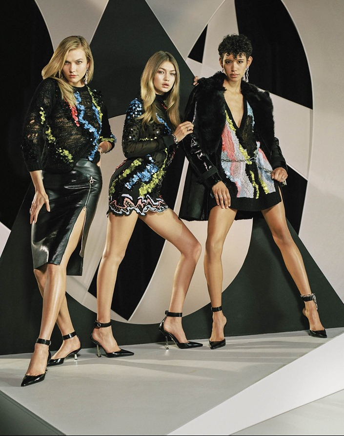 CAMPAIGN Versace Fall 2016 by Bruce Weber. Jacob K, David Bradshaw, www.imageamplified.com, Image Amplified15