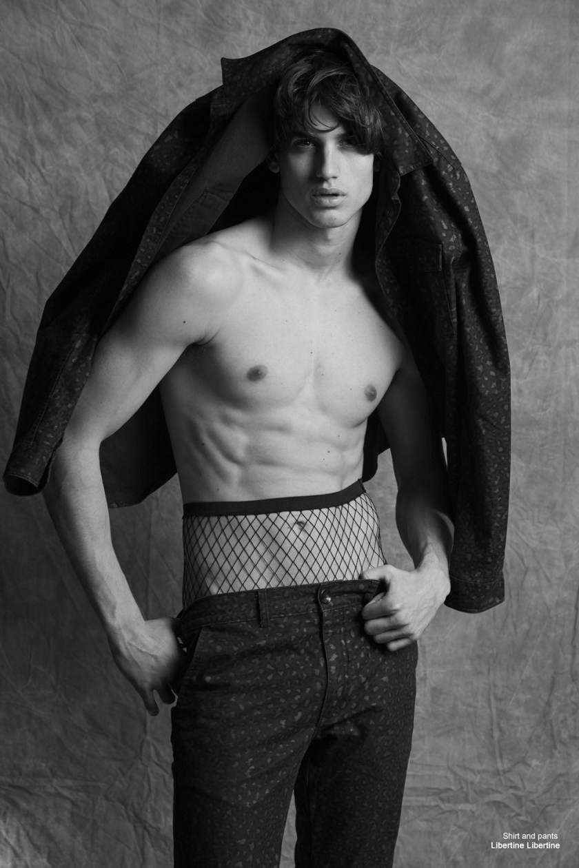 DSECTION Gerard Sabe by Marc Tousisgnant. Bruno Tarrius, Fall 2016, www.imageamplified.com, Image amplified8