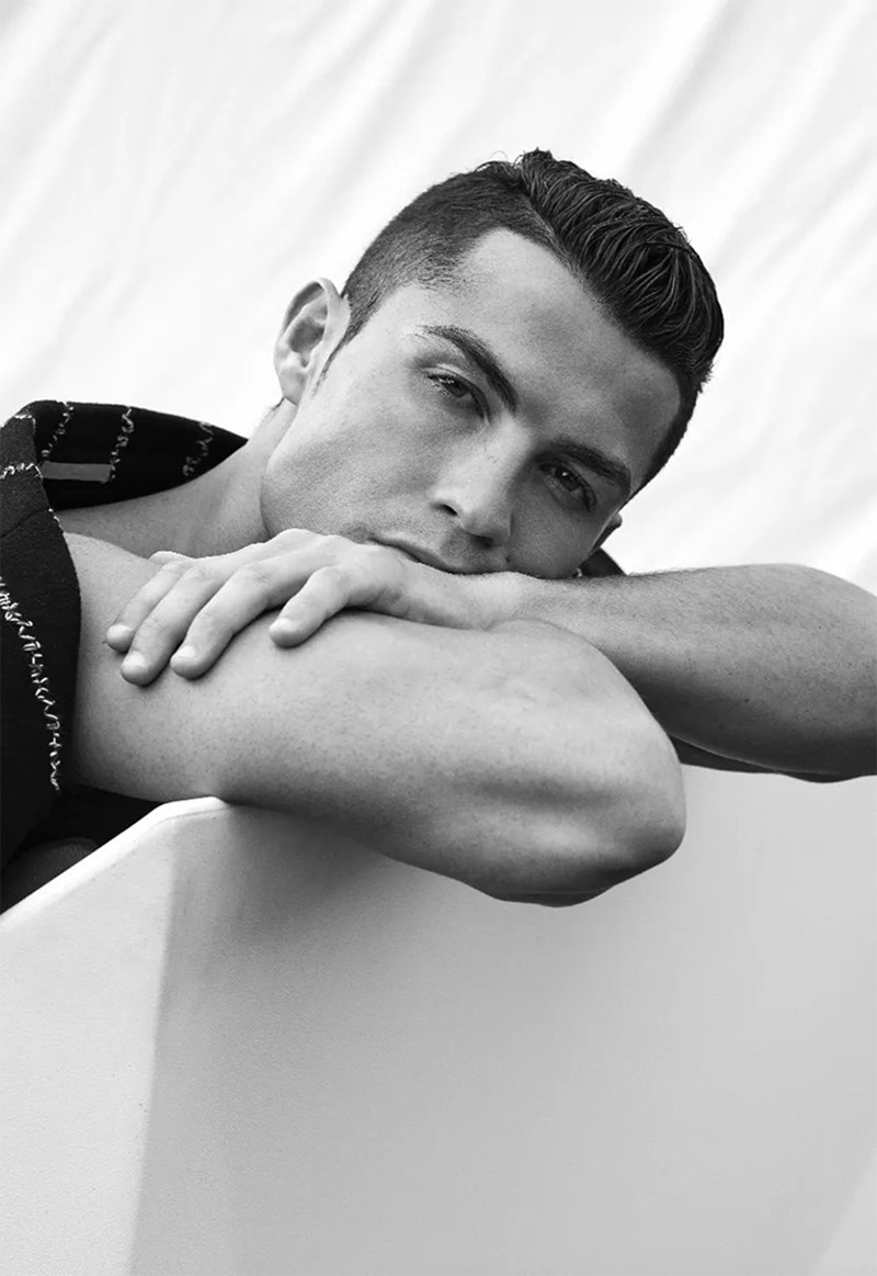 DSECTION MAGAZINE Cristiano Ronaldo by Philippe Vogelenzang. Nelly Goncalves, Fall 2016, www.imageamplified.com, image Amplified (1)