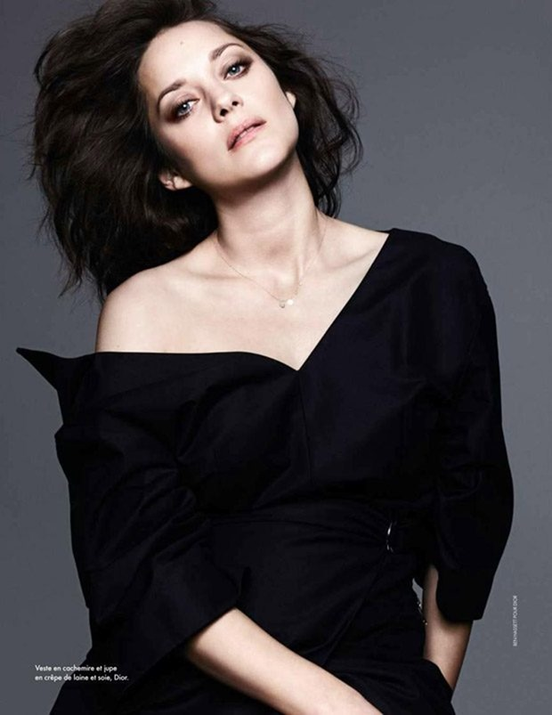 ELLE FRANCE Mario Cotillard by Ben hassett. Georgia Pendlebury, December 2016, www.imageamplified.com, Image Amplified7