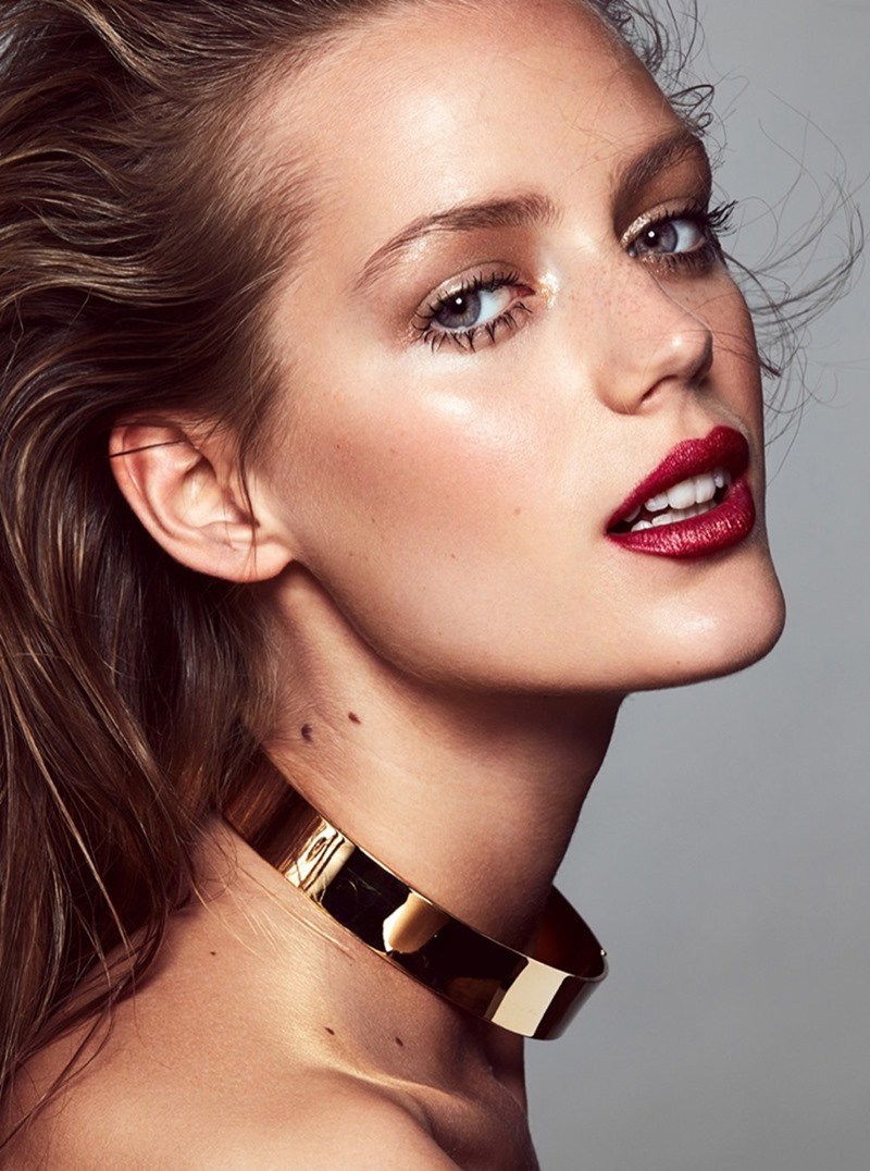 ELLE SWEDEN Esther Heesch by Mikael Schulz. December 2016, www.imageamplified.com, Image Amplified6