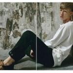 FASHION FOR MEN: Connor Newall by Milan Vukmirovic