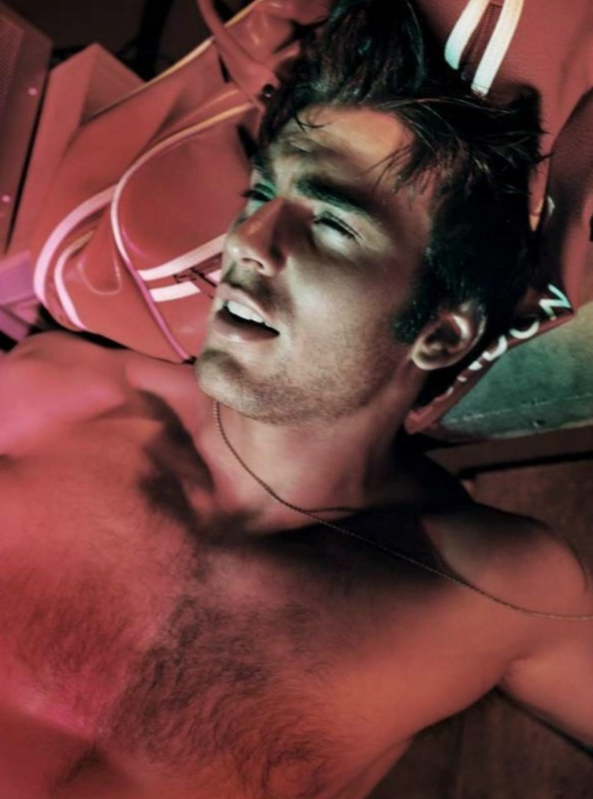 FLAUNT MAGAZINE Chris Evans by Tony Duran. 2004, www.imageamplified.com, image Amplified4