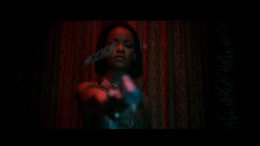 "Rihanna's ""Needed Me"" video, directed by Harmony Korine, makes Billboard's Best Music Videos list at number 10. Image Amplified www.imageamplified.com"