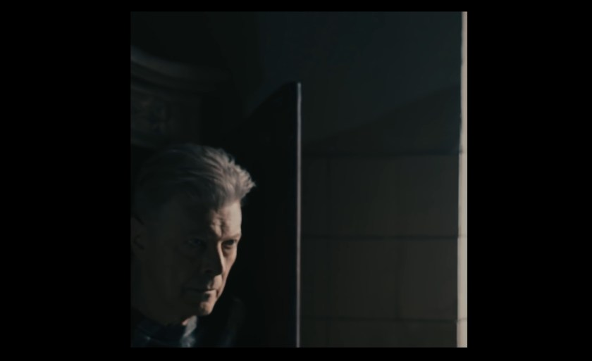 "The video for David Bowie's ""Lazarus"" places at number 7 on Billboard's list of Top 10 Music Videos for 2016. Image Amplified www.imageamplified.com"