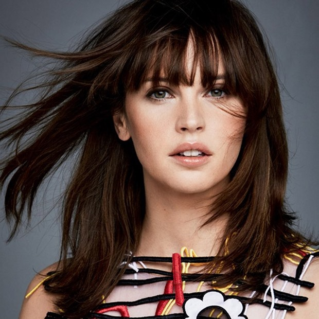 GLAMOUR MAGAZINE Felicity Jones by Patrick Demarchelier. Jillian Davison, January 2017, www.imageamplified.com, Image Amplified4