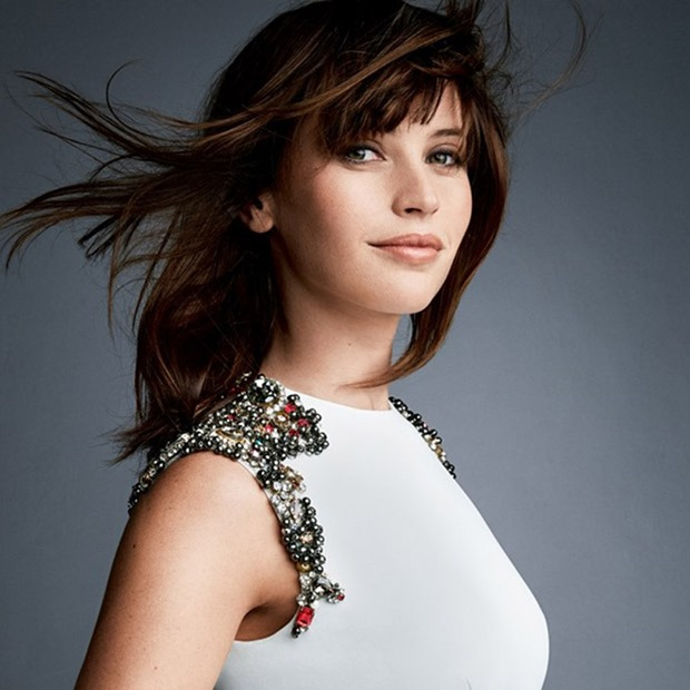 GLAMOUR MAGAZINE Felicity Jones by Patrick Demarchelier. Jillian Davison, January 2017, www.imageamplified.com, Image Amplified7