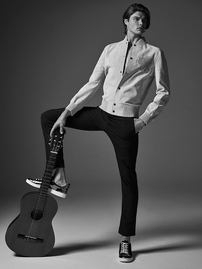 GQ AUSTRALIA Jesse Gwin by Jake Terrey. Brad Homes, Fall 2016, www.imageamplified.com, Image Amplified6