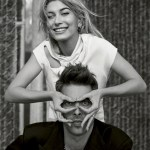 HARPER'S BAZAAR SPAIN: Hailey Baldwin & Jon Kortajarena by Thomas Whiteside