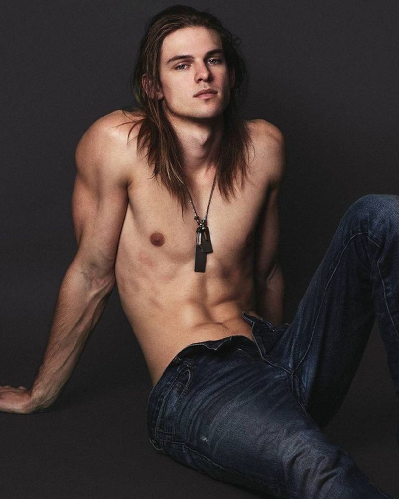 MASCULINE DOSAGE Austin Warner by Brian Jamie. Fall 2016, www.imageamplified.com, Image Amplified1