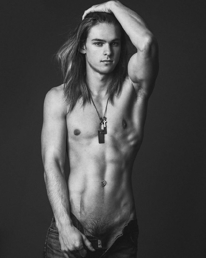 MASCULINE DOSAGE Austin Warner by Brian Jamie. Fall 2016, www.imageamplified.com, Image Amplified2