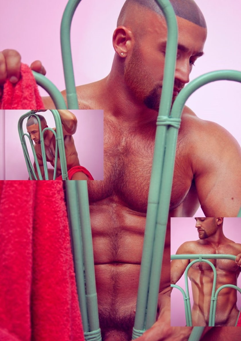 MASCULINE DOSAGE Francois Sagat by Exterface. Fall 2016, www.imageamplified.com, image amplified8