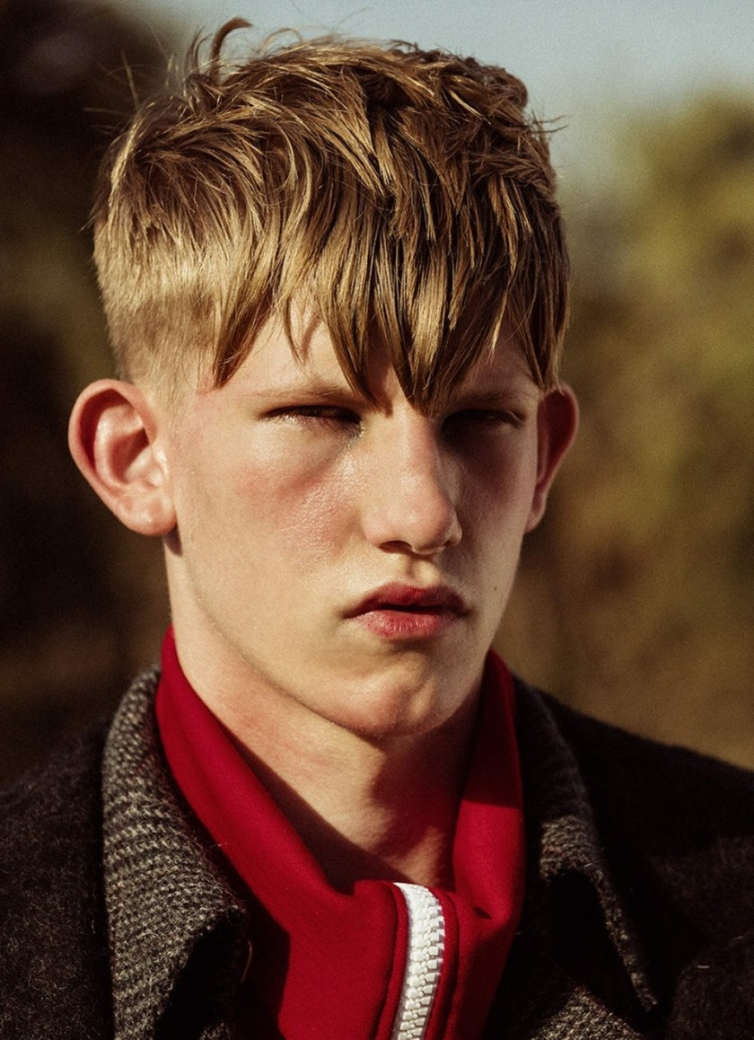 METAL MAGAZINE Connor Newall by Teddy Iborra Wicksteed. Fall 2016, www.imageamplified.com, Image Amplified20